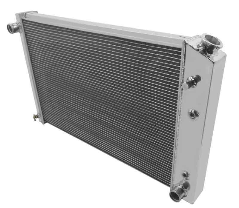 aluminium race radiateur